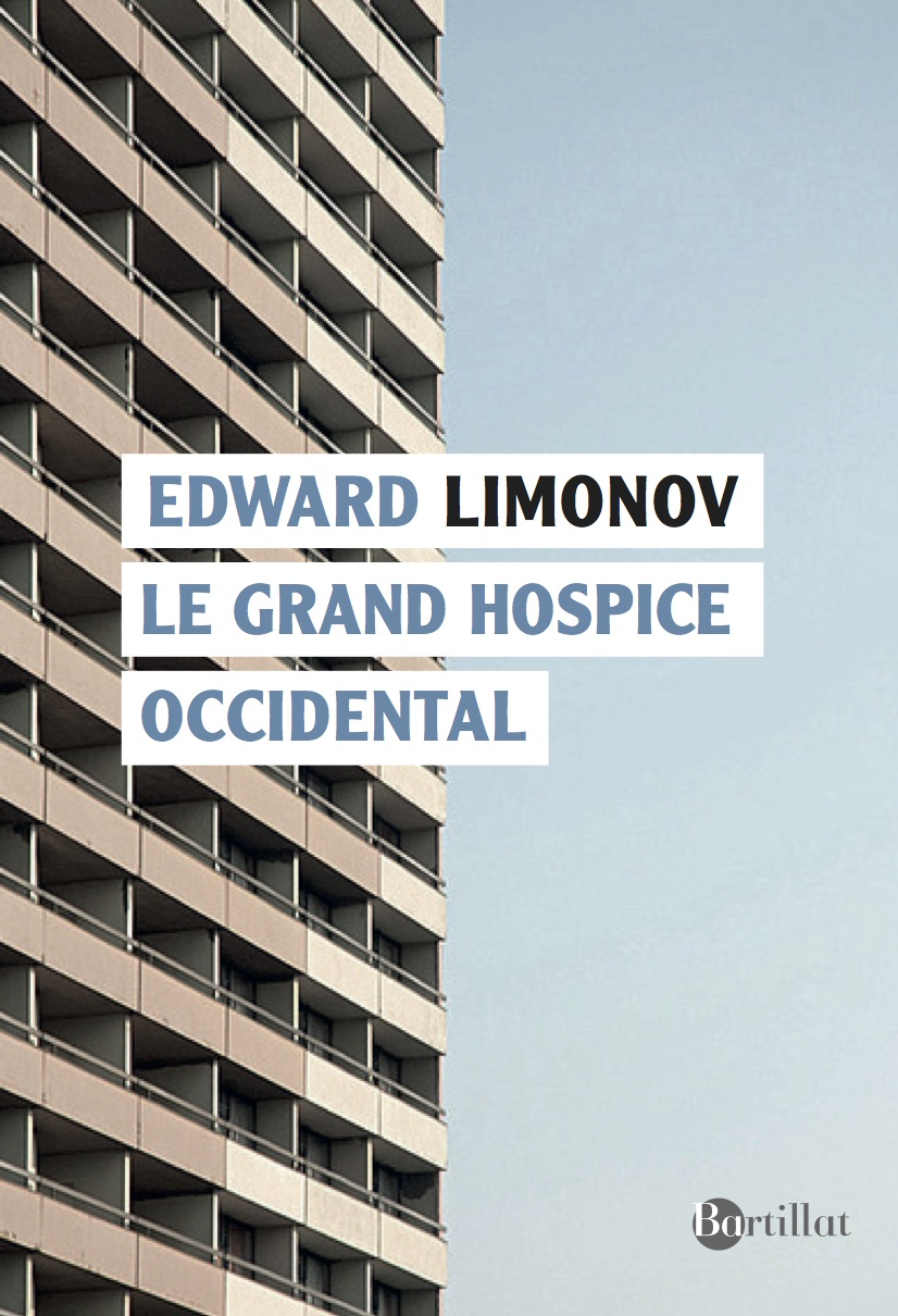 Couverture Le Grand Hospice occidental - Edward Limonov